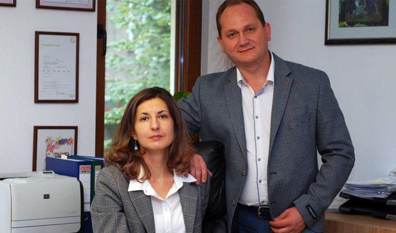 Мария и Мирослав Мирчеви